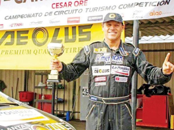 César Luis Ore