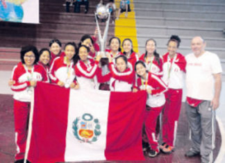 Colegio María Reyna, Campeón Nacional