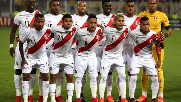 Selección peruana-Grupo C