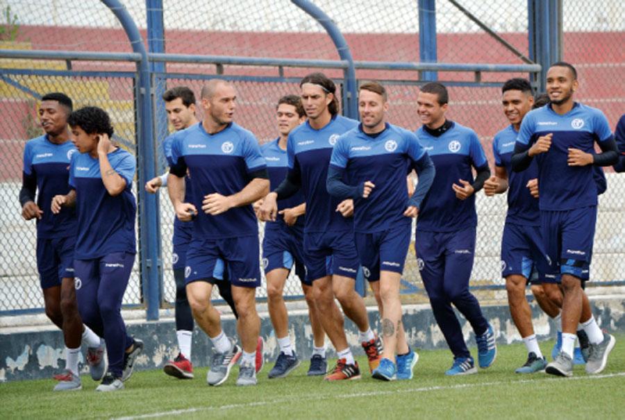 Deportivo municipal comienzan con su pretemporada