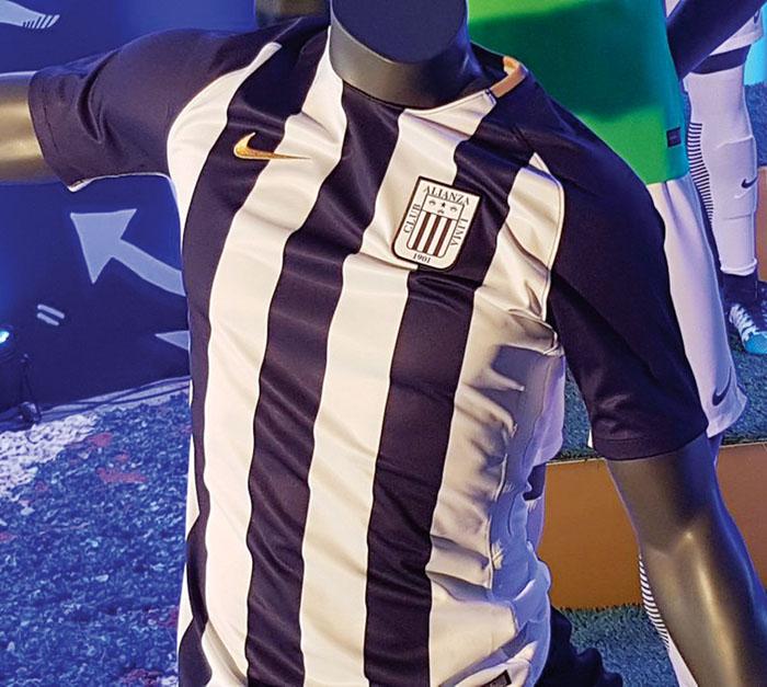 Nueva camiseta alianza Lima