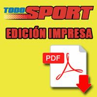Edición impresa Todo Sport
