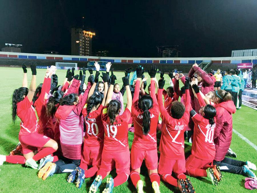 selección peruana de fútbol femenina