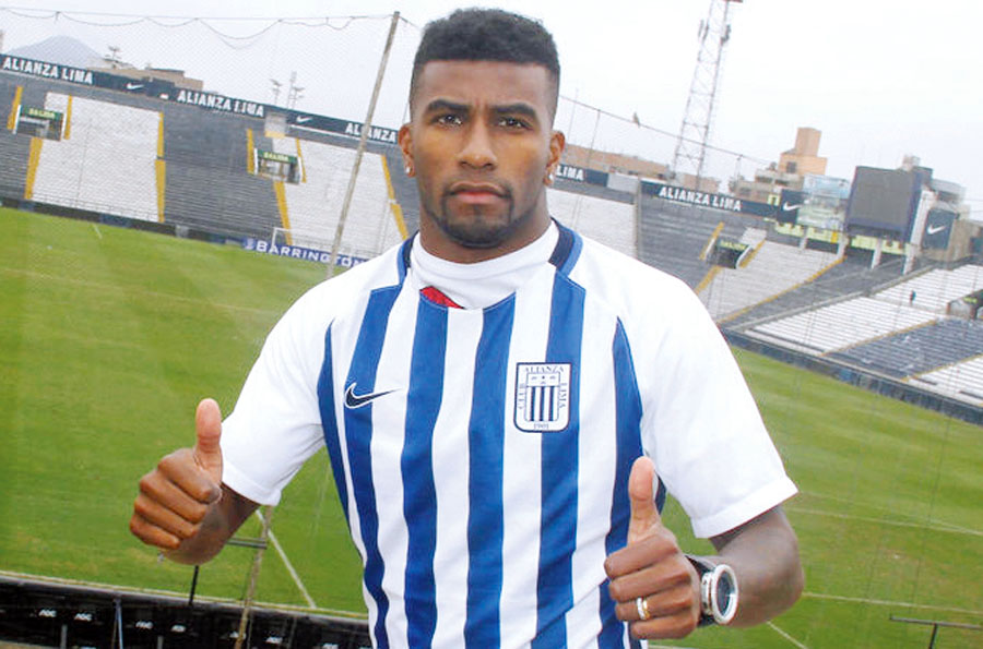 Carlos Ascues