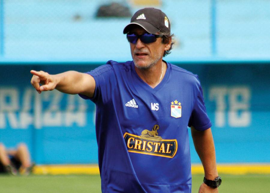 Mario Salas,