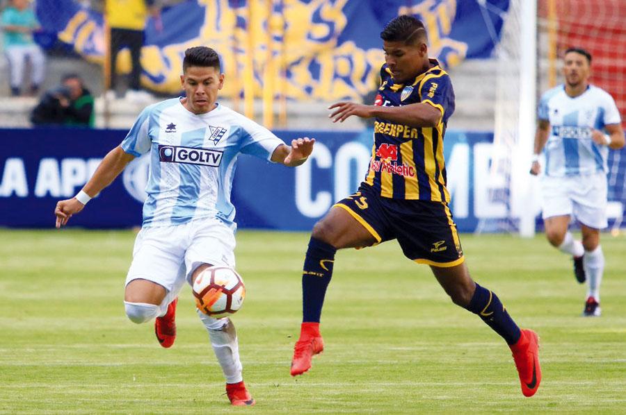 Sport Rosario vs Atlético Cerro