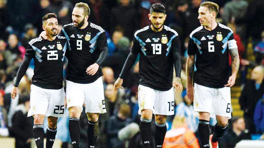Argentina - Italia