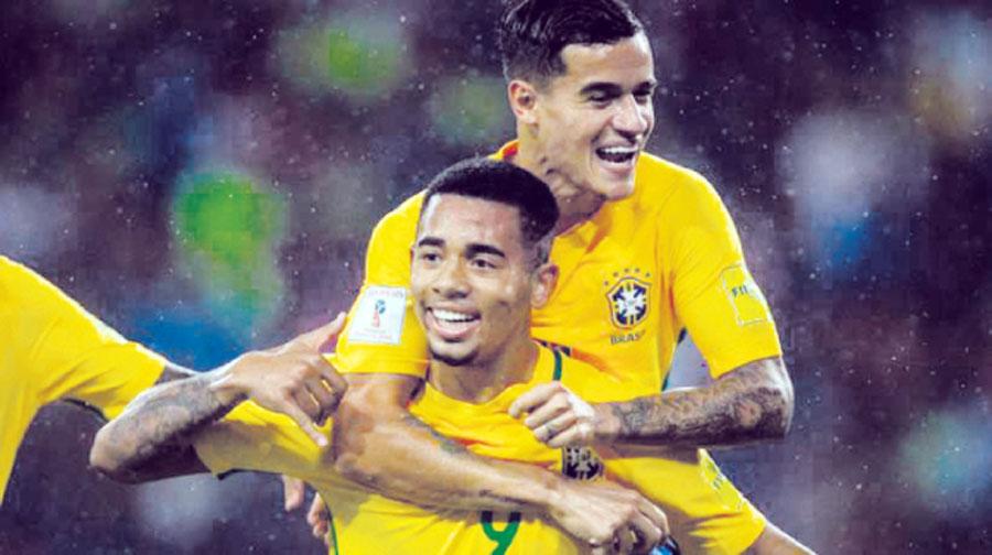 Seleccion de Brasil
