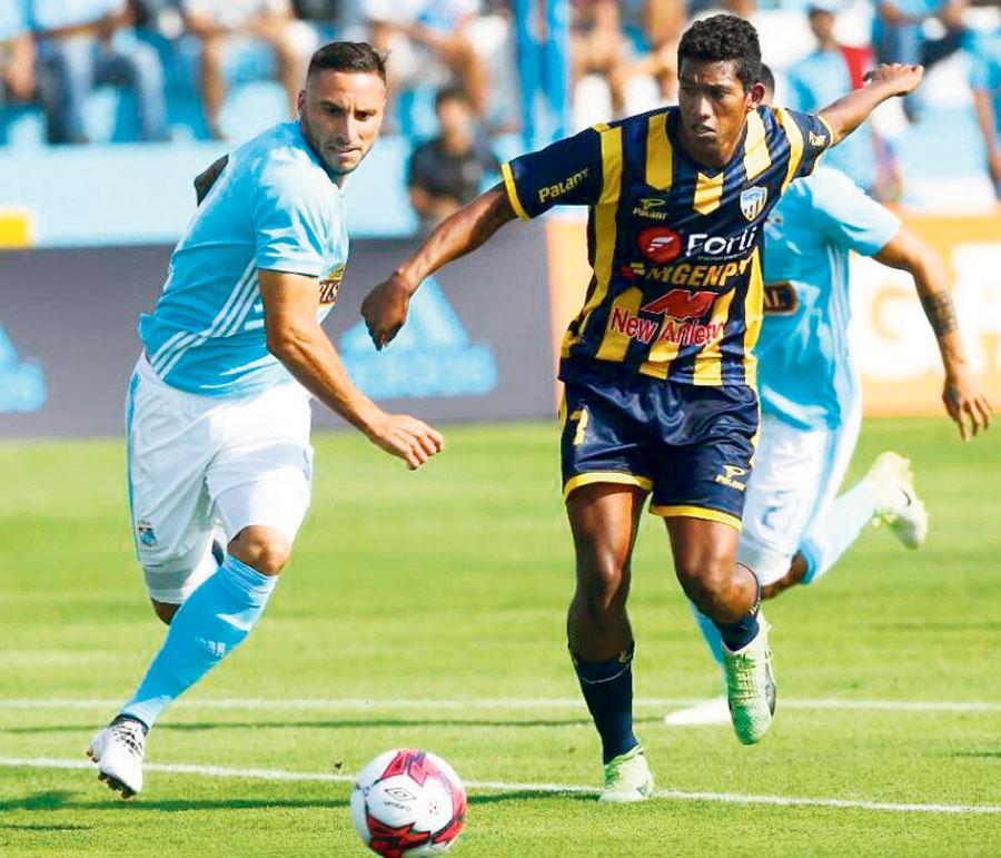 Sporting Cristal vs Sport Rosario