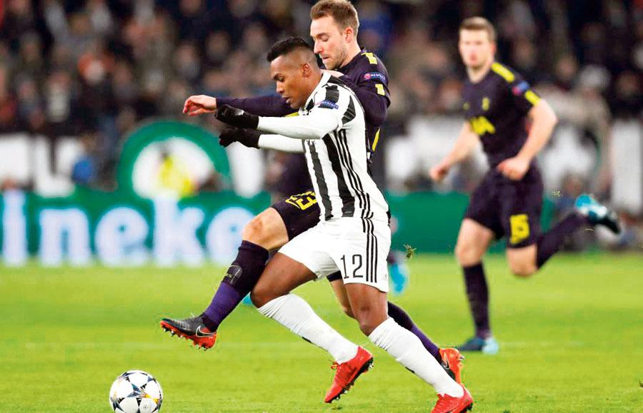 Tottenham recibe al Juventus