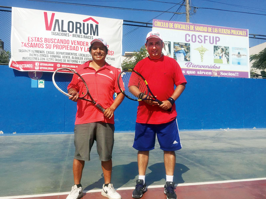 Abierto de Tenis Cosfup 2018 Copa Valorum