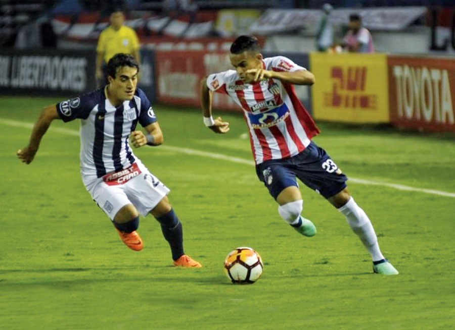 Alianza Lima vs Junior