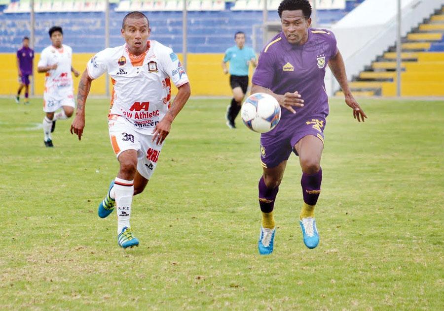 Ayacucho FC vs Comerciantes Unidos