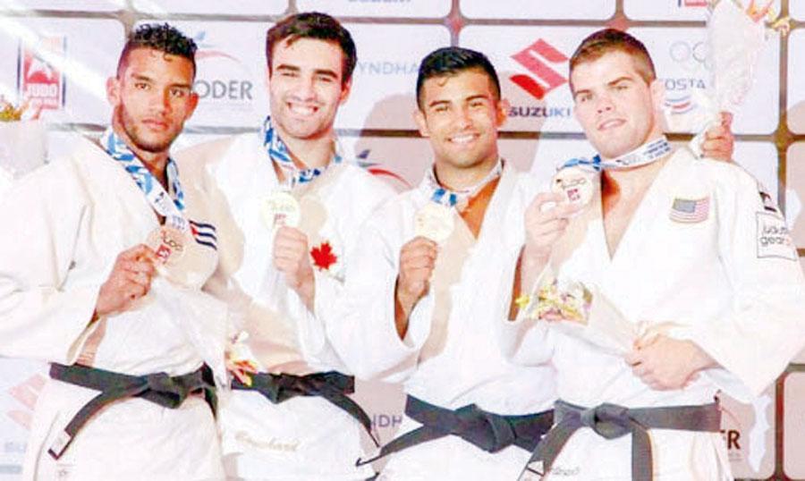 Judocas (Alonso Wong)