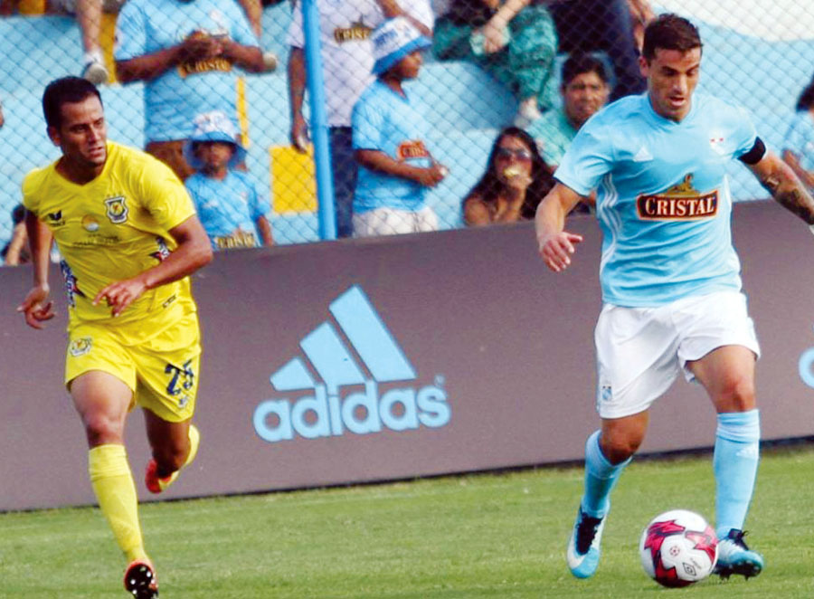 Sporting Cristal vs Comerciantes Unidos