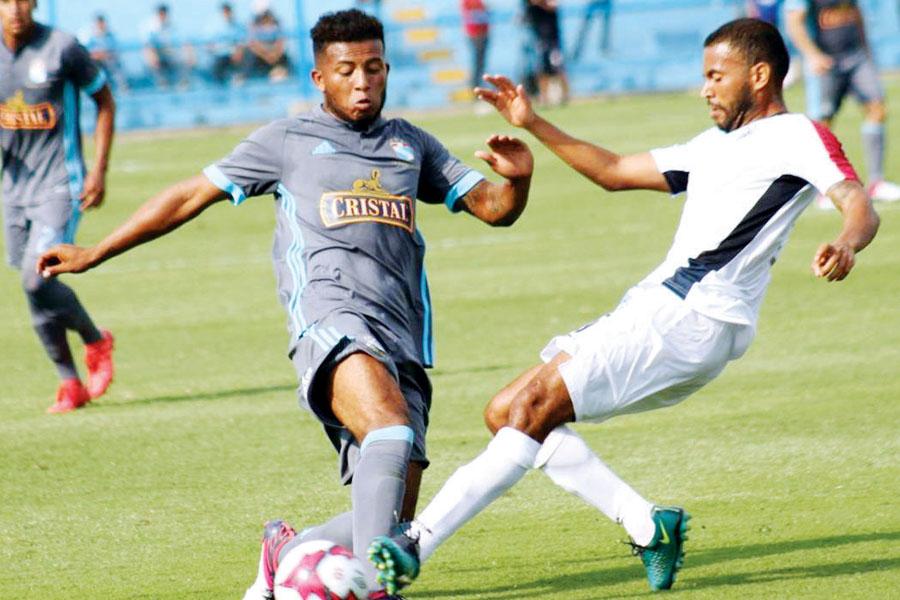 Sporting Cristal vs San Martin