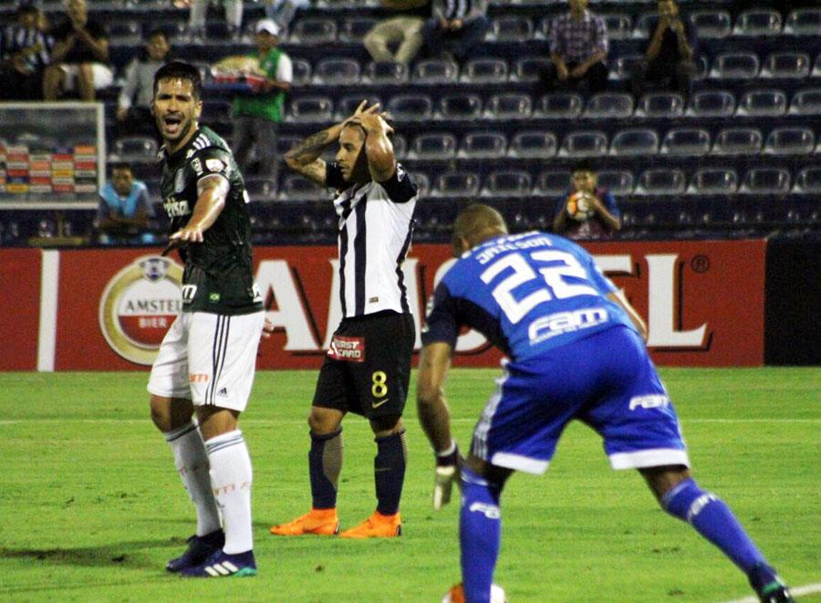 ALIANZA LIMA vs Palmeiras
