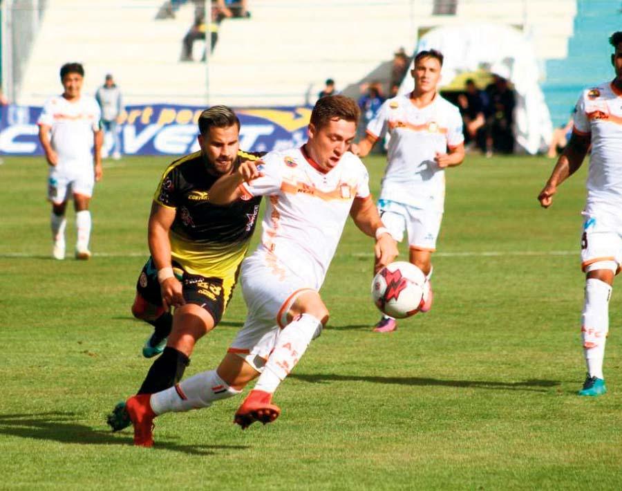 AYACUCHO FC vs UTC