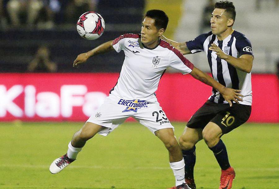 Alianza Lima vs San Martin