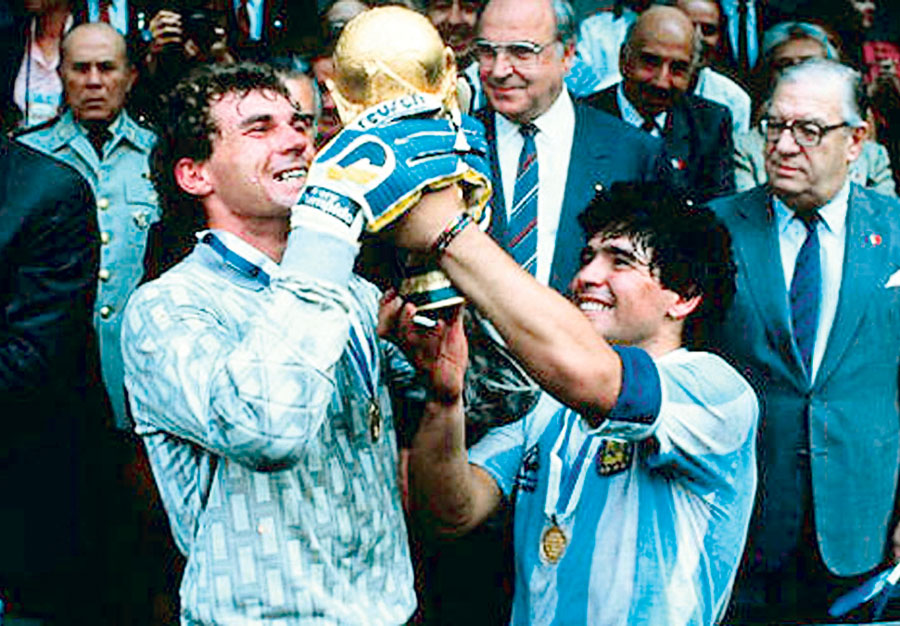 Seleccion Argentina - Mexico 86