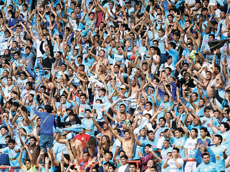 Barra Sporting Cristal