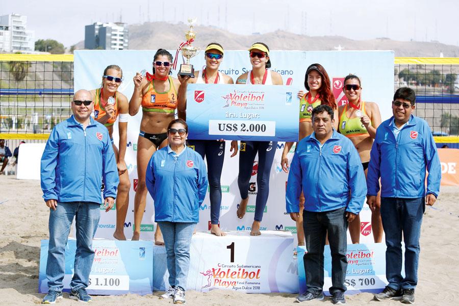 Circuito Sudamericano de Voleibol de Playa
