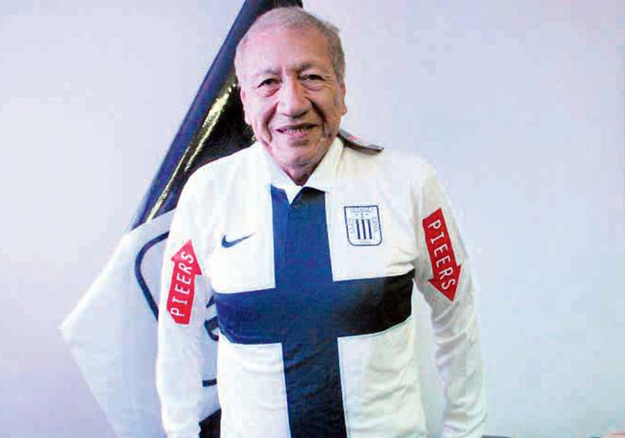 Don José, padre de Paolo Guerrero