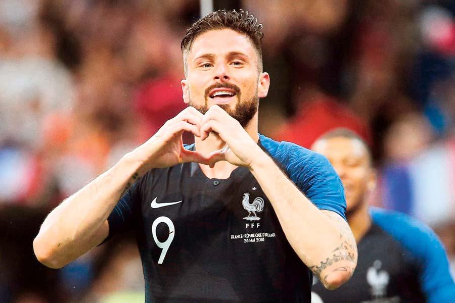 Francia Vs Irlanda amistoso