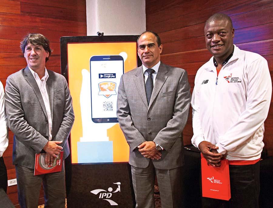 IPD presentó aplicativo en todo el país