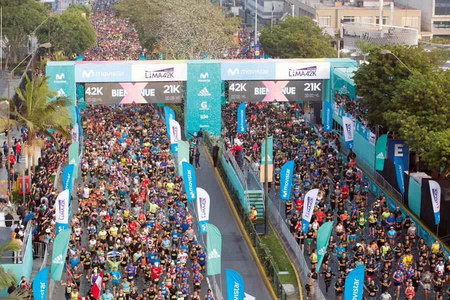 Maratón 42k