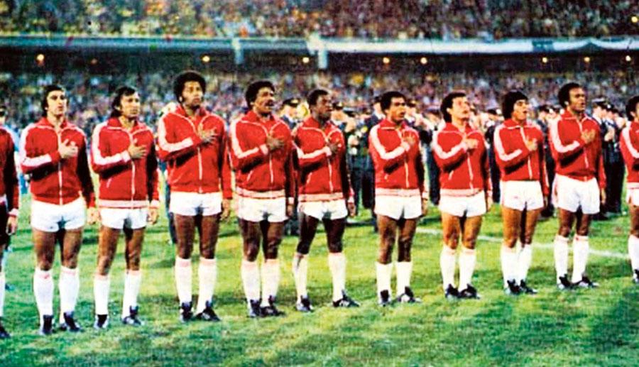 Perú fue sensación en primera fase. Se despidió con un 6-0 en contra.