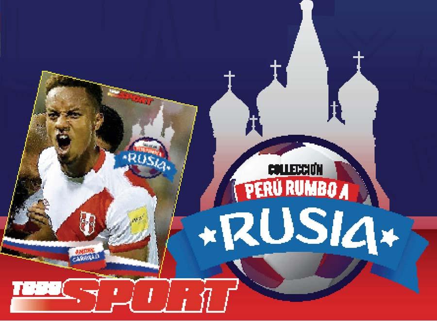 Perú rumbo a Rusia colección