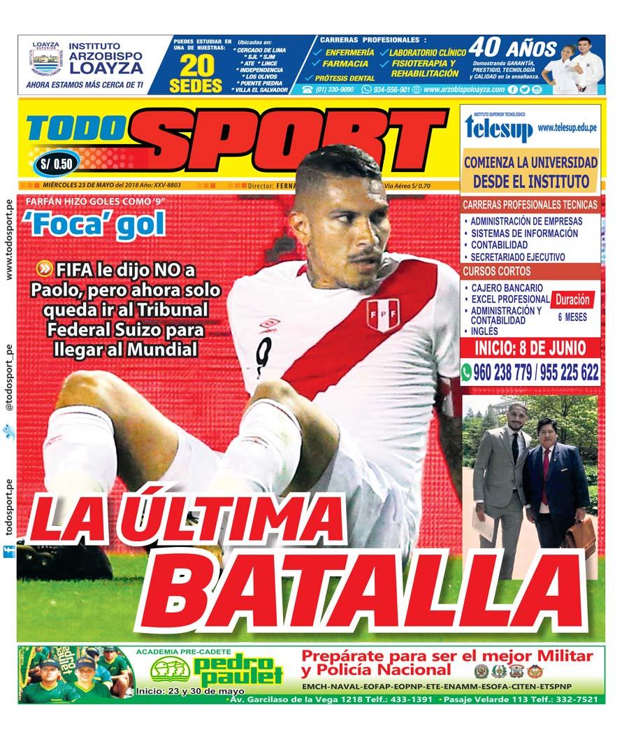 Portada (23-05-2018)