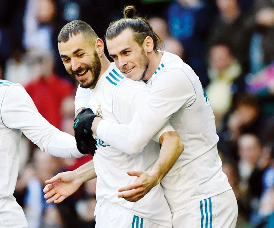 Real Madrid vs Celta de Vigo