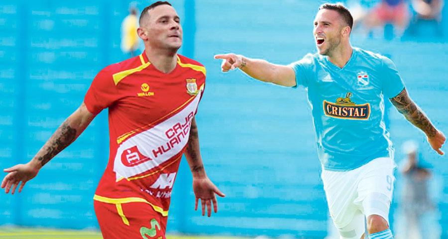 Sporting Cristal vs Sport Huancayo