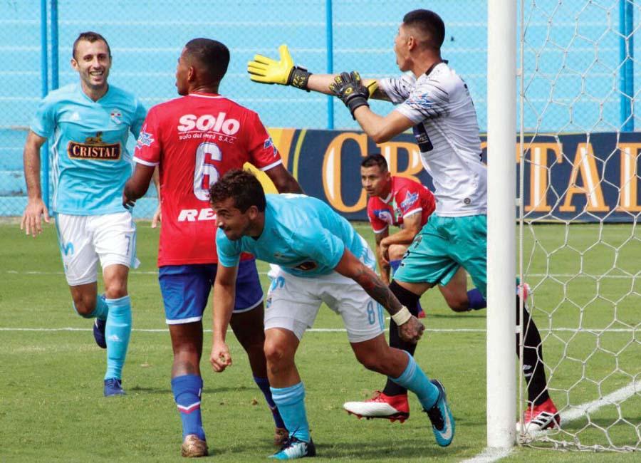 Sporting Cristal vs Unión Comercio