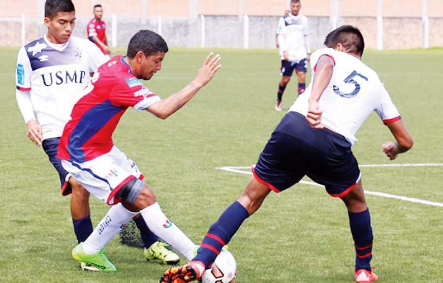 Unión Comercio igualó 0-0 ante San Martín