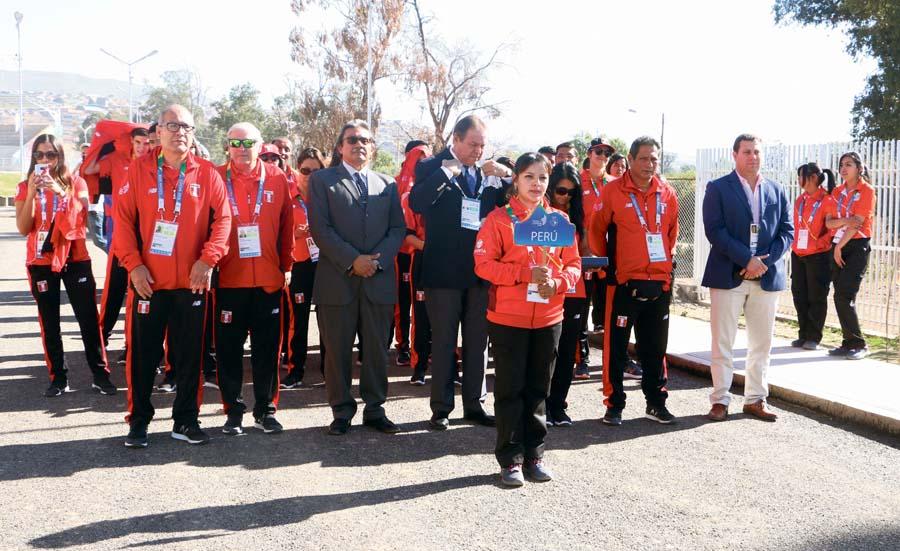 XI Juegos Suramericanos Cochabamba 2018