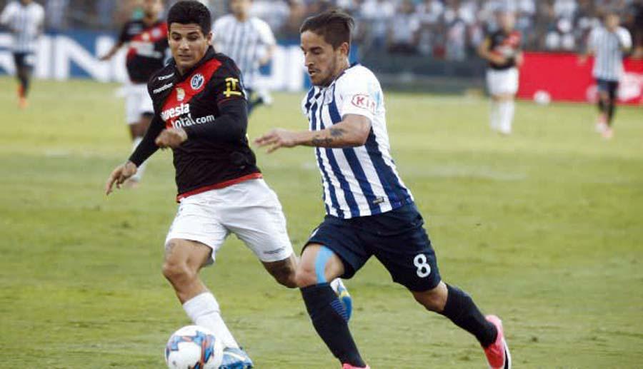Alianza Lima vs Sport Rosario