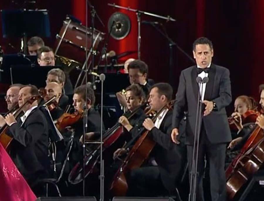 Juan Diego Flórez - Moscu