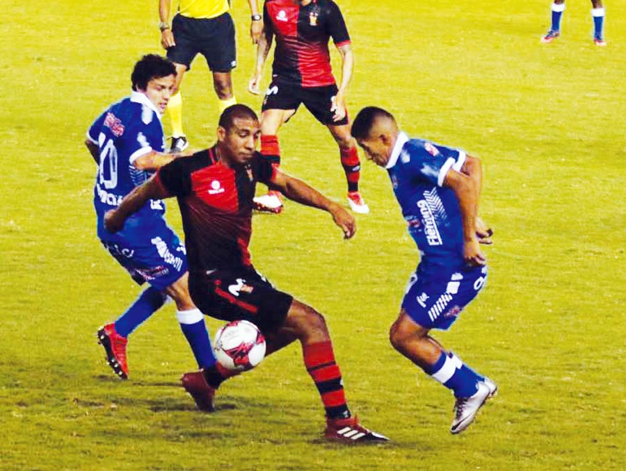 Melgar recibe en el estadio Monumental de la UNSA a Binacional