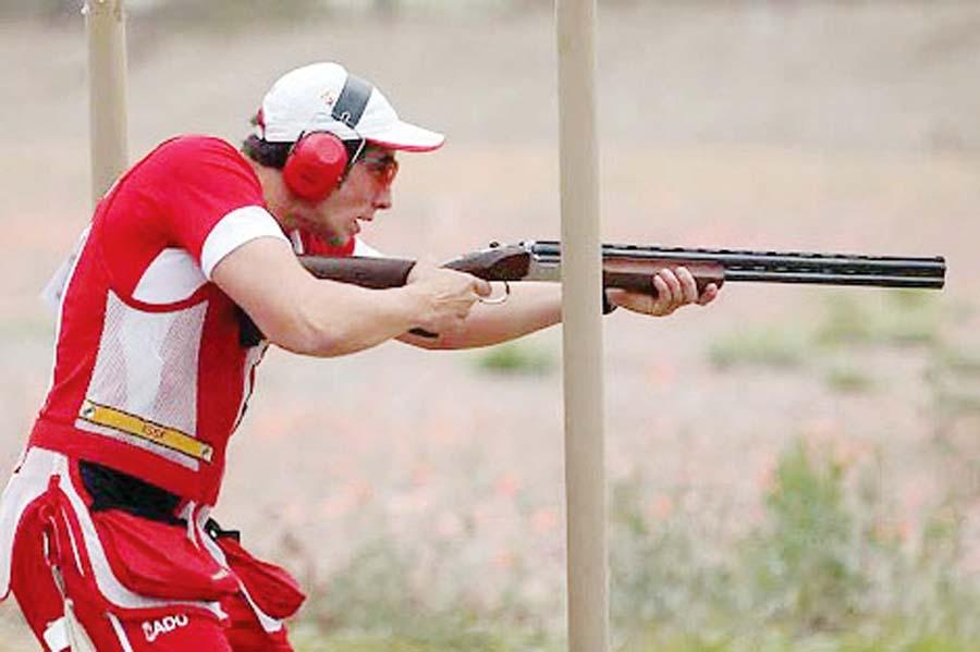 Nicolás Pacheco - tiro deportivo