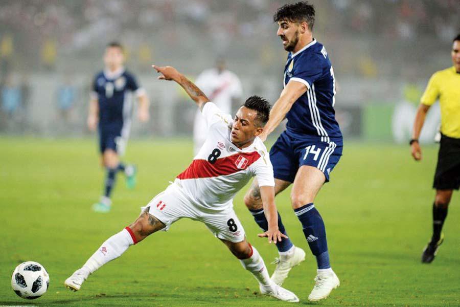 Según la web de la FIFA, Perú se encuentra en el segundo grupo más complicado