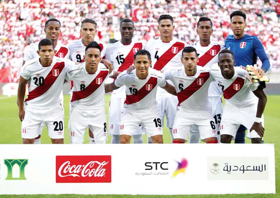 Seleccion Peruana