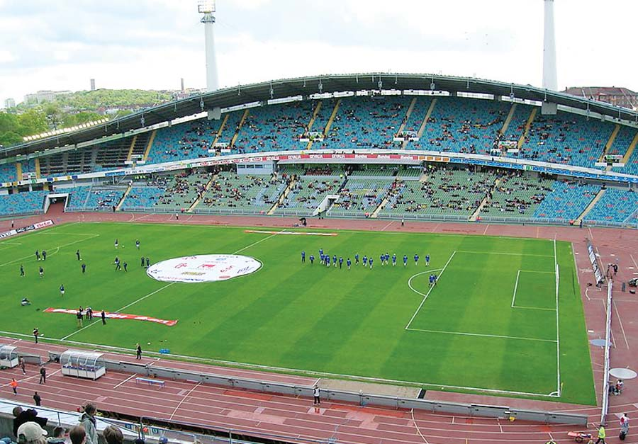 estadio Ullevi de Gotemburgo