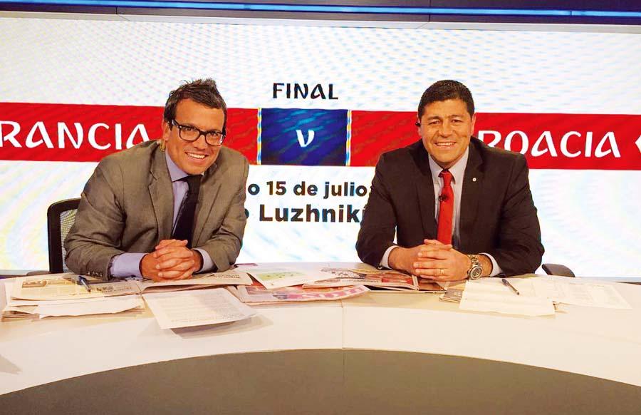 'Checho' Ibarra en el mundial fue una sensación con sus comentarios