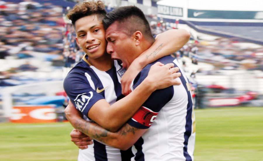 Alianza Lima vs FBC Melgar