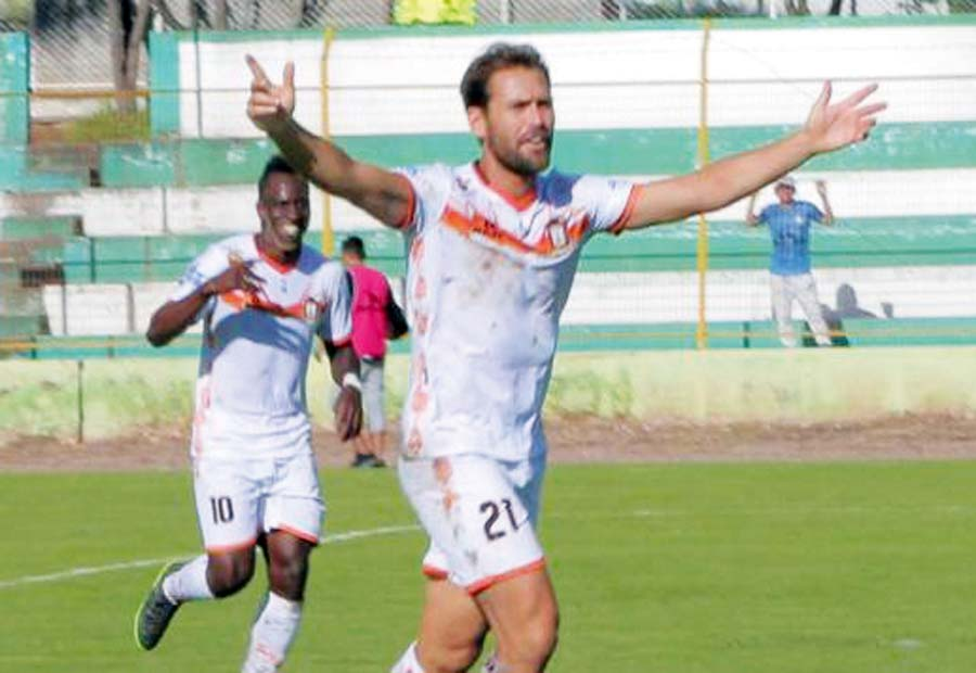 Ayacucho FC recibe a Unión Comercio