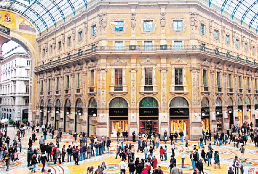 Benvenuto Milano