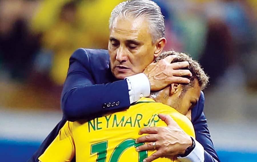 Confederación Brasileña de Fútbol confirmó que el técnico 'Tite' se queda